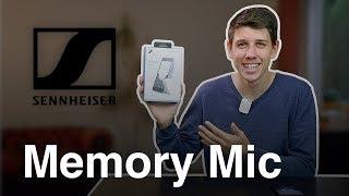 Bluetooth Mikrofon für´s Smartphone - Sennheiser Memory Mic #Equipment