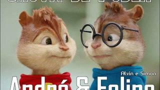 | Alvin e os Esquilos | Chuva de Poder | André e Felipe |