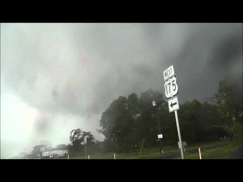 MABANK, TX TORNADO 4-26-11 Full HD Footage