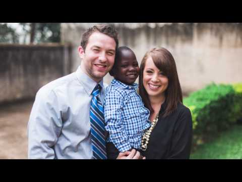 Adopt a Love Story   The Wall Family