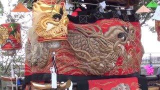 兵庫県加古郡稲美町印南・住吉神社秋祭り(20151004)
