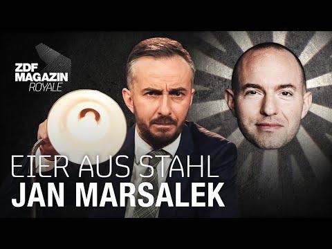 Eier aus Stahl: Wirecard-Vorstand Jan Marsalek | ZDF Magazin Royale