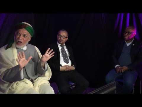 entretien avec Ahmed Abdallah Mohamed Sambi