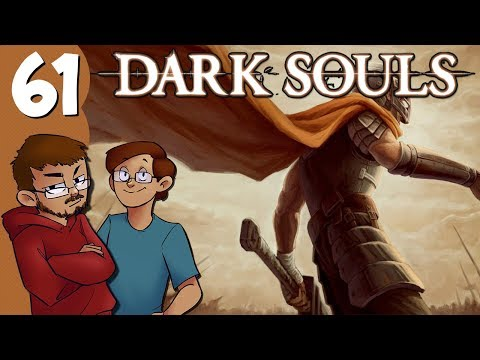 Let's Play | Dark Souls - Part 61 - Back to the Past