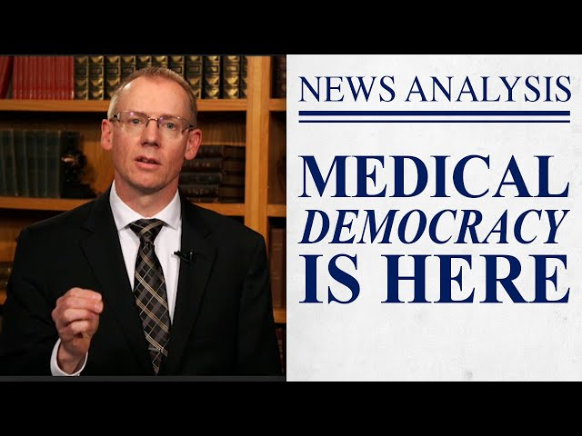 Two Doctors Experience Medical Democracy