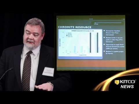 Noront Resources Corporate Presentation 2012 - Wes Hanson, President & CEO