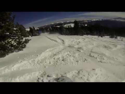 Colorado Spring Skiing at Winter Park Resort