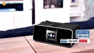 Produktové video k internetovému rádiu GoGEN IR167BT