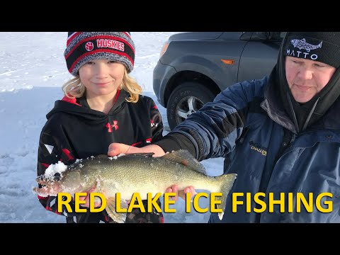 Red Lake Fishing