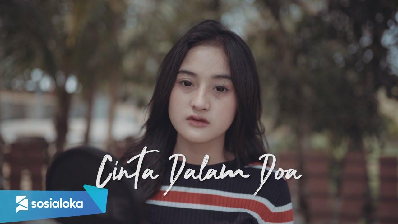 CINTA DALAM DOA - SOUQY ( Ipank Yuniar ft Maria Reres Cover & Lirik )