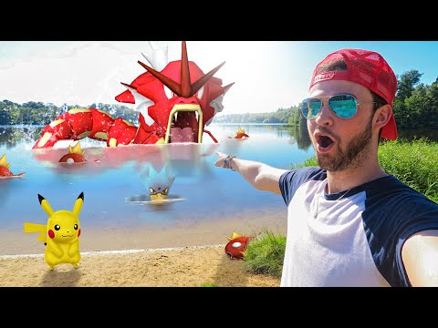Pokemon GO - LOOK AT THESE RARE POKEMON!