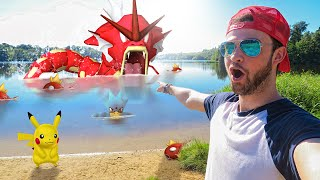 One of MoreAliA's most viewed videos: Pokemon GO - LOOK AT THESE RARE POKEMON!