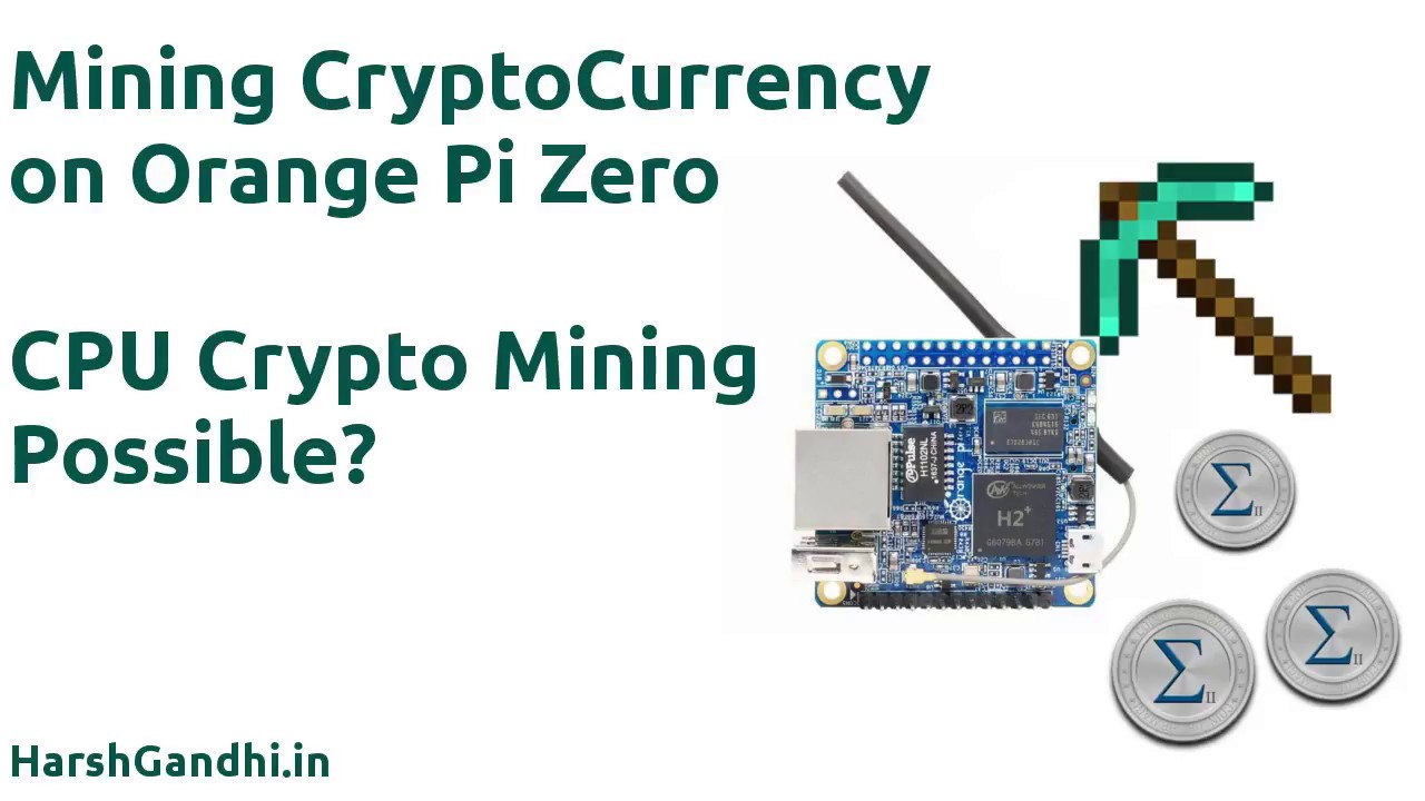 cryptocurrency you can mine with cpu