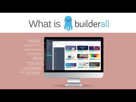 WHAT IS BUILDERALL - REVIEW in ENGLISH  with OJ Jordan