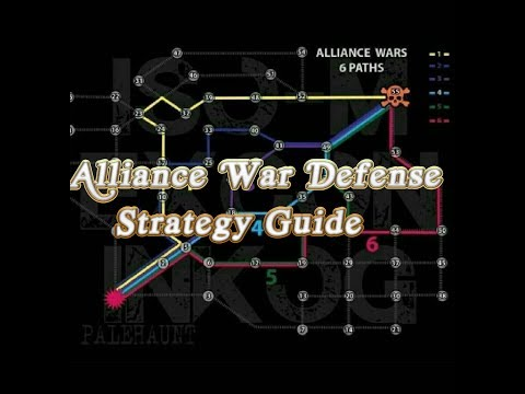 Marvel Contest of Champions - Alliance War Defense Strategy Guide
