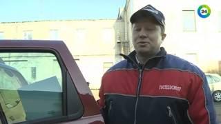 Владельцы купленных в РФ автомобилей столкнулись с проблемами в Беларуси