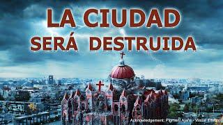 La ciudad será destruida | Tráiler oficial