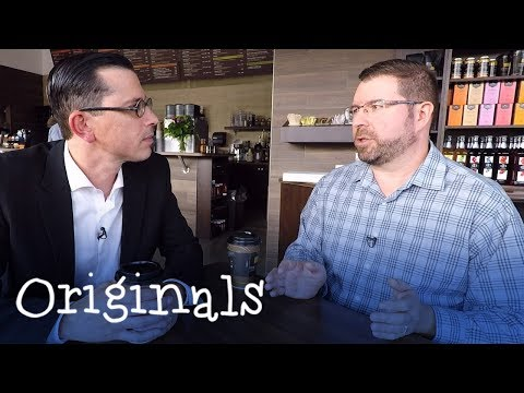 Tea with the editor: Mark Gentili chats with skeptic Ashley Rooney