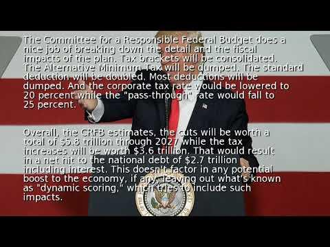 Wall Street on Trump's tax plan: Ho hum