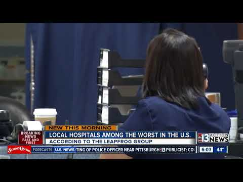Local hospitals among worst in nation