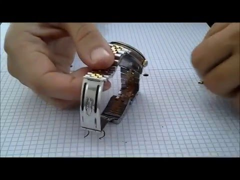 How to adjust the size of a Rolax Band