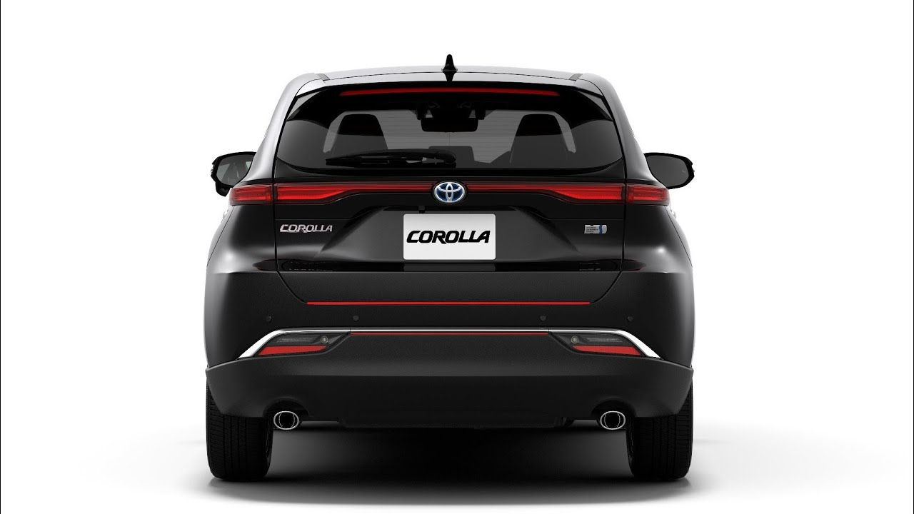 2020 Toyota Corolla Cross Suv Launch India Interior Exterior Price Full Detailed Specifications Youtube