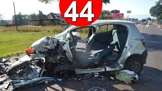 Car Crash Compilation #44 - AUGUST Review NEW - CCC :)