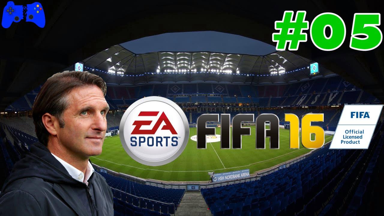Hsv Fifa 16