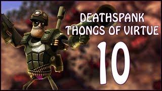 RHYMING LEPRECHAUN - DeathSpank: Thongs of Virtue - Ep.10!