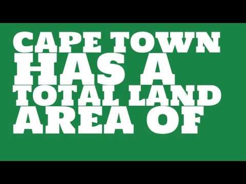 What is the population of Cape Town?