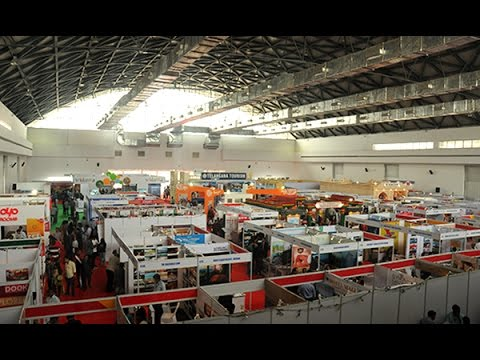 TTF India's largest travel trade show July 2016 - HITEX International Exhibition Centre Hyderabad.