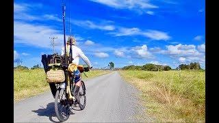 Island Bike Camping