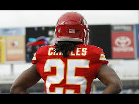 "Jamaal Charles Ultimate Highlights | ""Commas"" 