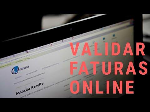 Como validar as faturas no e-fatura. Simples, rápido e direto ao assunto.