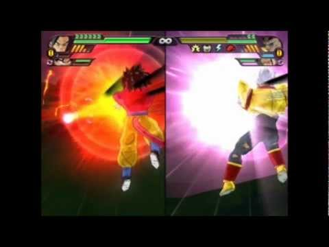 Dragon ball Z Budokai Tenkaichi 3 Choques de Poderes - 1ra Parte Travel Video