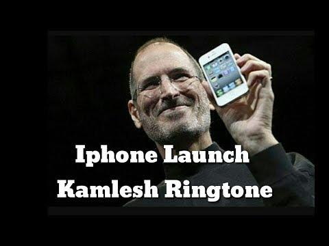 iPhone launch Kamlesh Official Ringtone   #dj kamlesh  