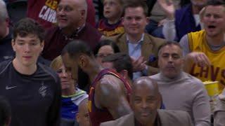 3rd Quarter, One Box Video: Cleveland Cavaliers vs. Atlanta Hawks