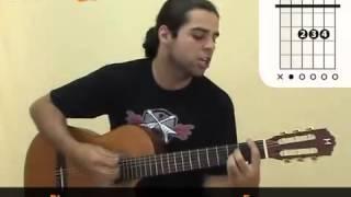 Cedo ou Tarde   NX Zero aula de violão simplificada