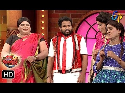 Hyper Aadi, Raising Raju Performance | Jabardasth  | 15th August 2019 | ETV Telugu