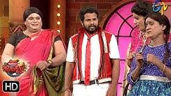 Hyper Aadi, Raising Raju Performance   Jabardasth    15th August 2019   ETV Telugu