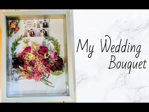 Permalink to Shadow Box Bouquet Flowers