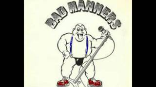 Bad Manners - That