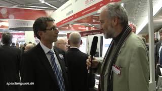 SEP Hybird Backup sichert alles - Fujitsu Forum 2014 (EN Subtitel)
