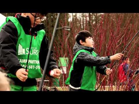 Go Fish BC: Green Timbers Urban Fishery