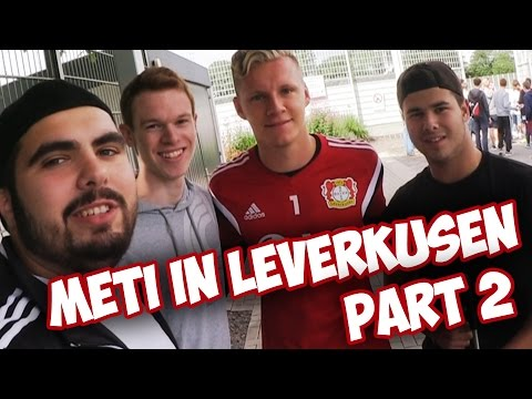 BAYER 04 LEVERKUSEN TRAINING [PART 2]