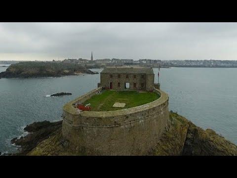 Le fort du Petit Bé, contre vents et marées - Météo à la carte