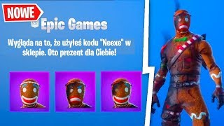 NEW FREE SKINS! HOLIDAYS in Fortnite!