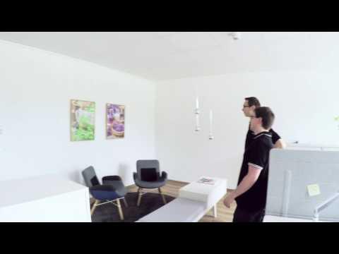 Fabulous Galerieschienen montieren und Bilder flexibel aufhängen - YouTube OQ94