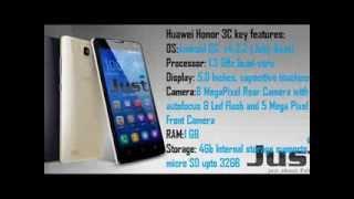 2014 Spesifikasi HUAWEI HONOR 3C Harga Terbaru 2013