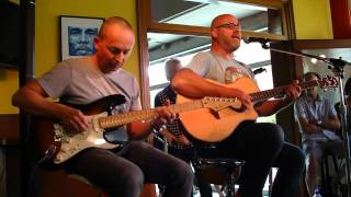 The Bookends - Wanna grow old with you (Adam Sandler) - Live @ De Knoet